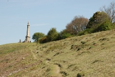 Play trail added to Coombe Hill